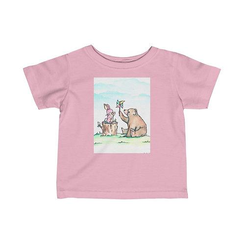 Bunny & Bear Infant Jersey Tee