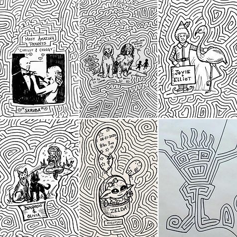 Maze Doodles