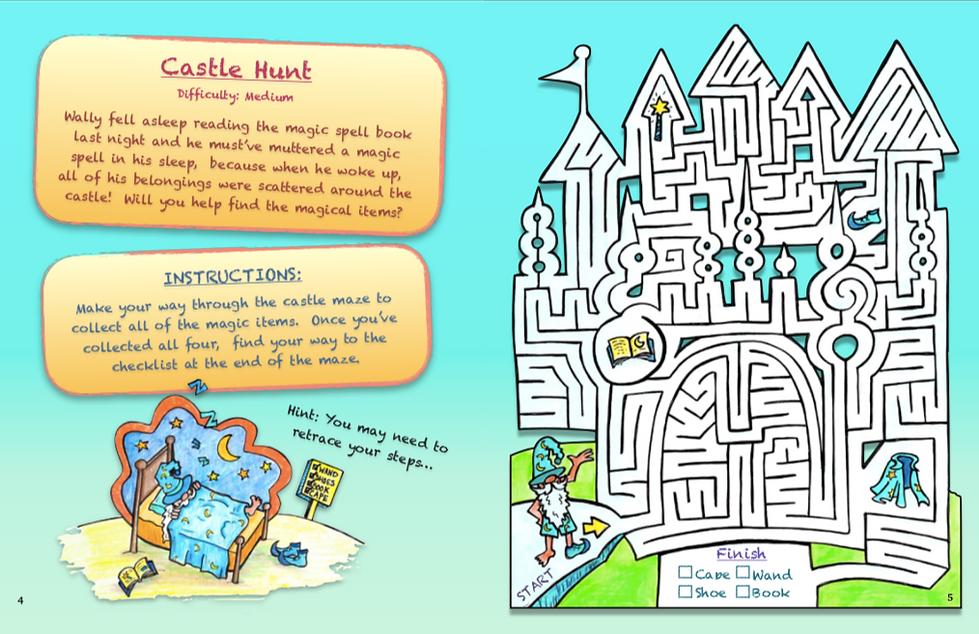 Castle Hunt