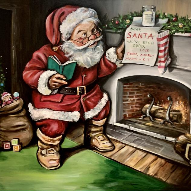 Santa Commission