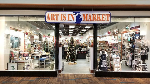 Art Is In Market | Twelve Oaks Mall