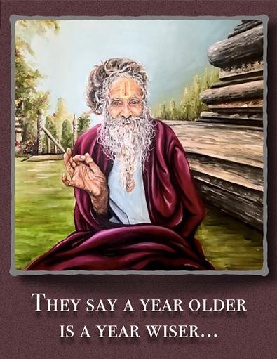 Birthday - Year Wiser