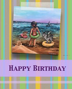 Happy Birthday - Fun