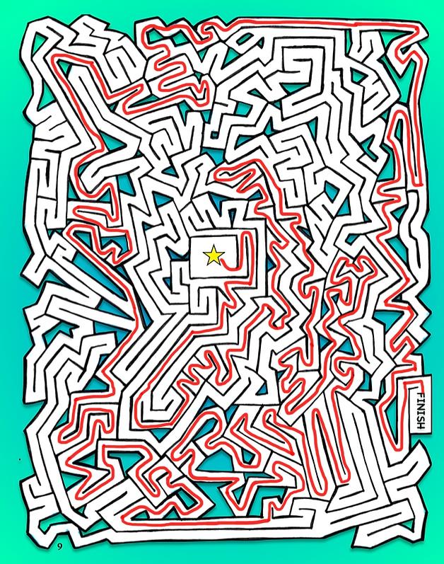 Escape the Maze Solution.tif