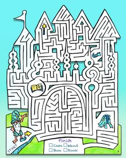 Wizard World Maze: Castle Hunt