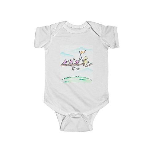 Duck & Birdies Infant Jersey Bodysuit