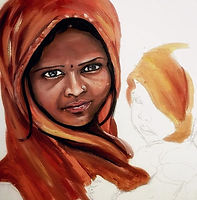 Creative Process - Work in progress