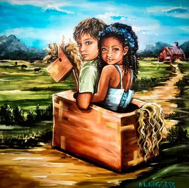 Cardboard Rodeo
