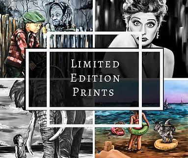 Michelle Boggess Limited Edition Prints, Fine Art Prints