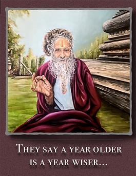 Birthday - Another Year Wiser