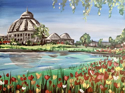 Belle Isle Painting Kit