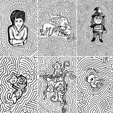 Sponsor a square foot doodle requests