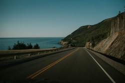 Cabot trail - Cape Breton, NS