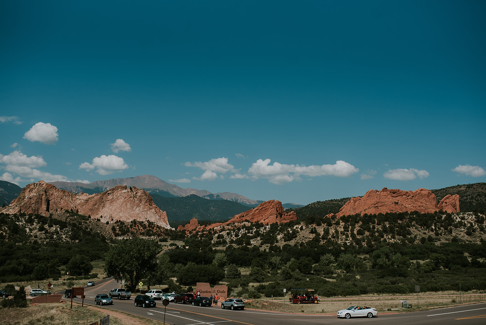 Gardens of Gods, Colorado Springs