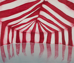Red 170X200 oil on canvas
