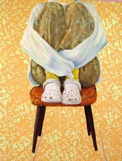 carmela+weiss+solitair++oil++110x170+on+canvas