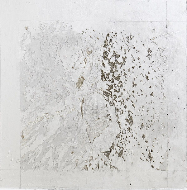 Untitled, 2016, wall engraving, 70X70 cm