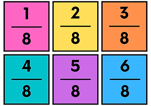 Fractions Matching Game Flashcards.png