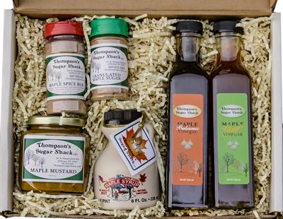Maple BBQ Gift Box
