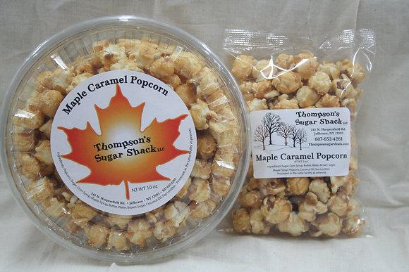 Bag of Maple Caramel Popcorn