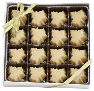 16 Piece Maple Sugar Box