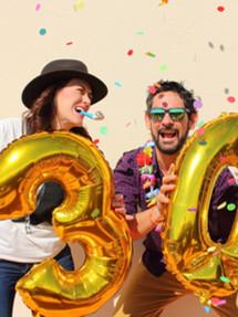 ימי הולדת מהילדות עד בגרות?