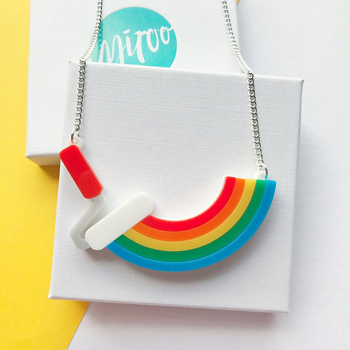 Paint a Rainbow Necklace-large