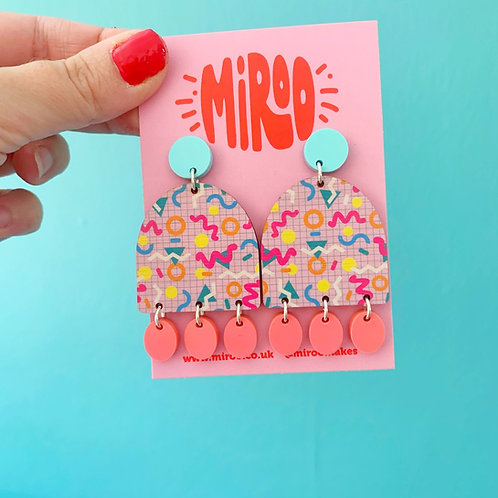 Chloe Dangle earrings