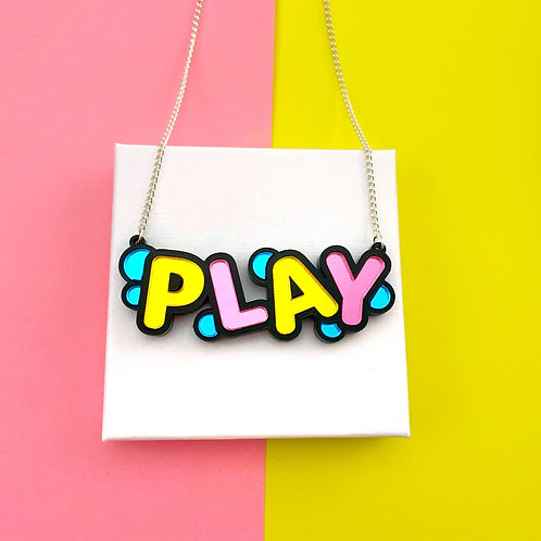 PLAY necklace