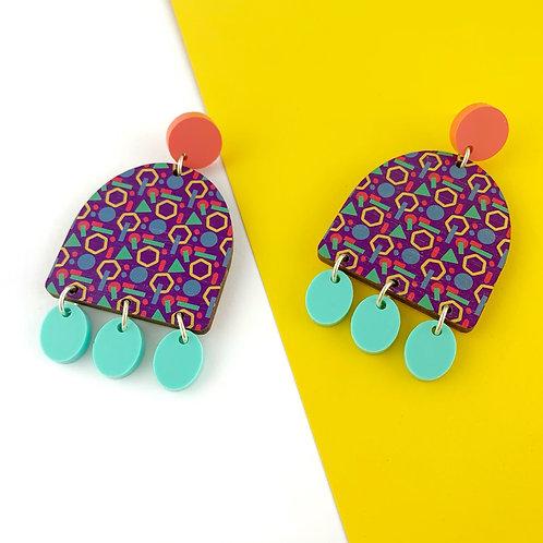 Georgia Dangle Earrings
