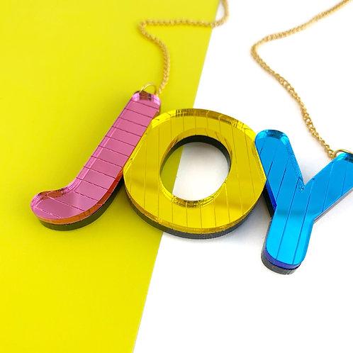 JOY necklace