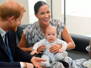 Harry and Meghan — A Study in Business Transition Best Practice