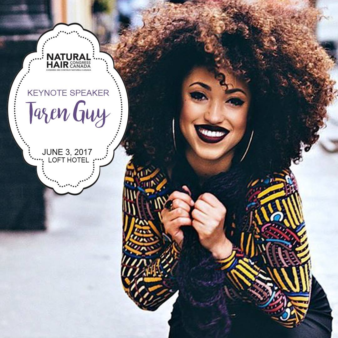 TAREN GUY-My Hair journey to Freedom