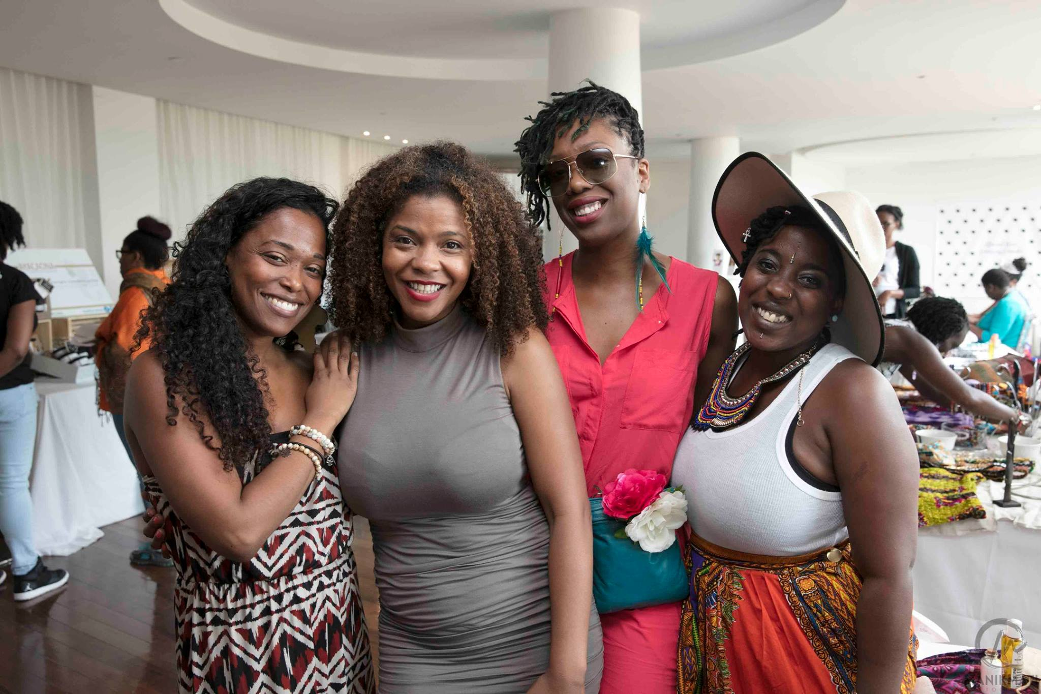Black Women Rise panelists