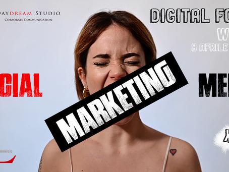 DIGITAL FOOD III - Social Media Marketing per PMI