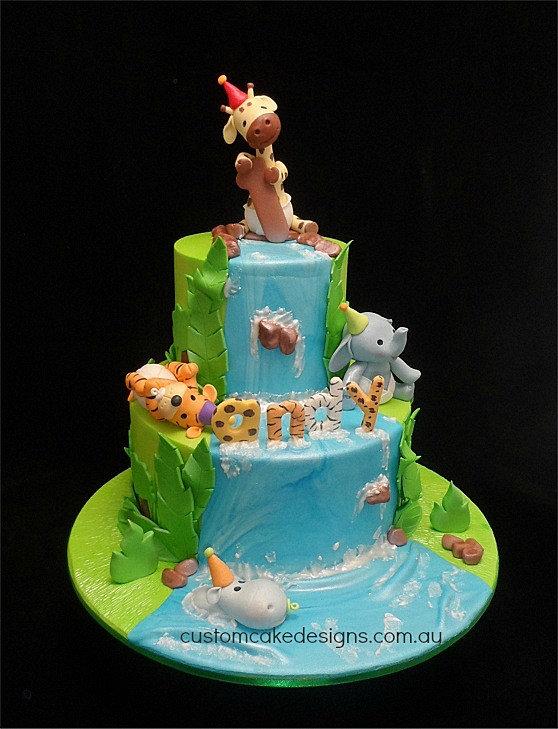 Animal Cake Decorations Perth