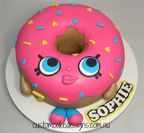 Cake Designs For Little Girls
