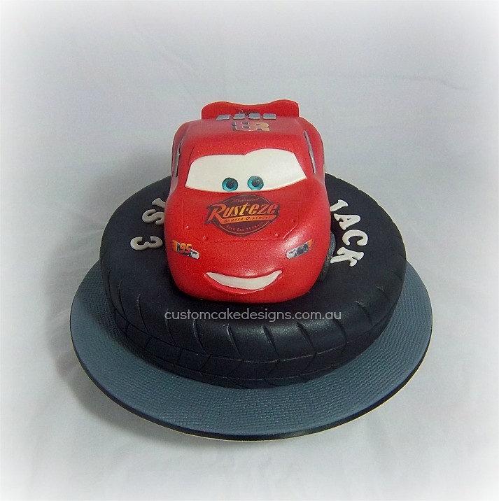 Car Cake Design Images