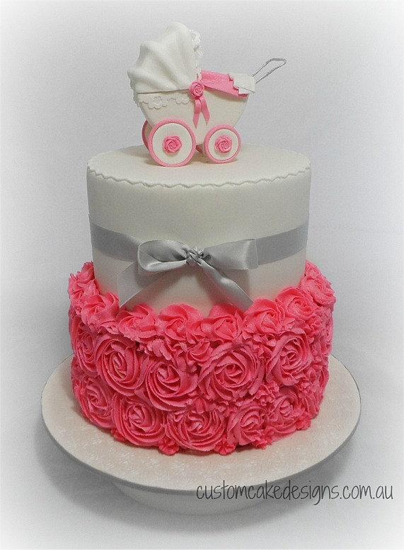 Pink Cake Designs