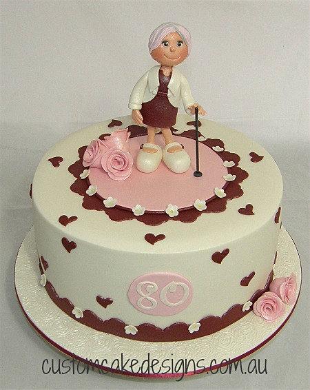 Making Cake Designs