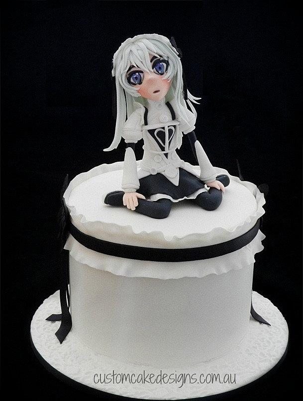 U Birthday Cake