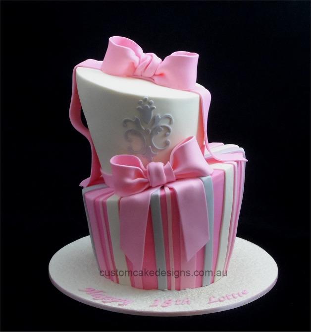 Romantic Cake Designs