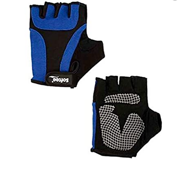 Guantes Softee Fitness Azul