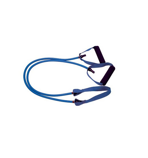 Tubo de resistencia con cinta central