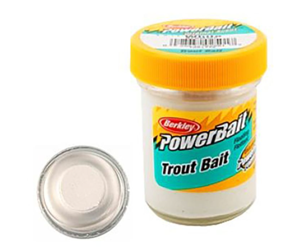 Berkley Pasta Trucha Biodegradable PowerBait White