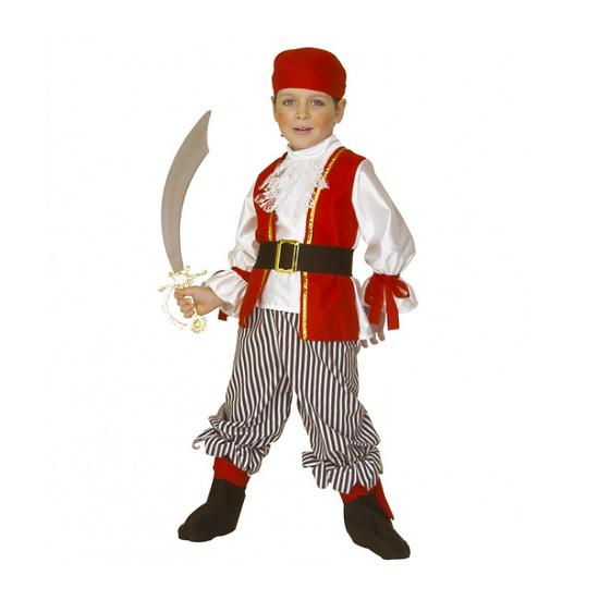 Disfraz Pirata 4-5 años