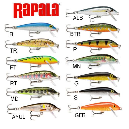 Rapala CountDown 1-3CM