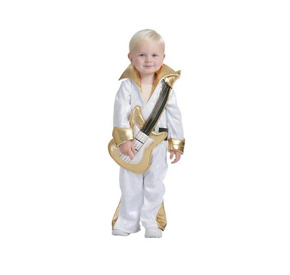 Disfraz Elvis Cantante 1-2 años
