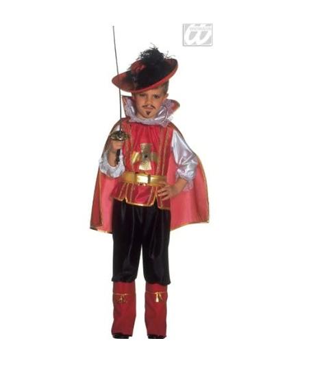 Disfraz Mosquetero 3-4 años