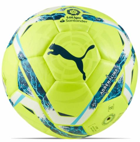 Balón Puma LaLiga Adrenalina 2020 2021 Hybrid talla 4